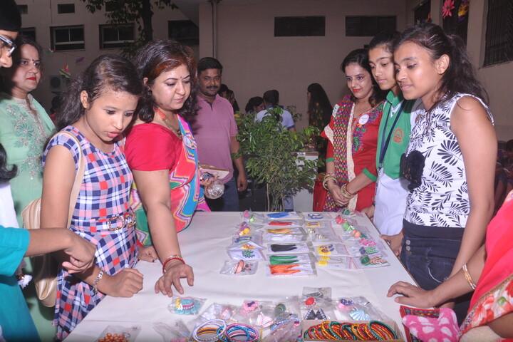 Bhagirath Public School-Manoharika Teej Utsav