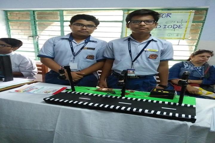 Bhagirath Public School-Innovative Project Exhibition