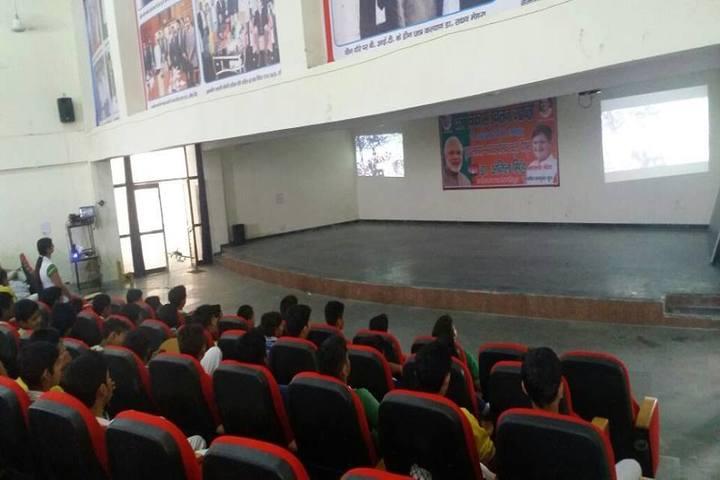 Bhagwant Public School-Seminar