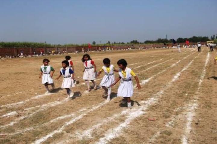 Bhagwant Public School-Sports