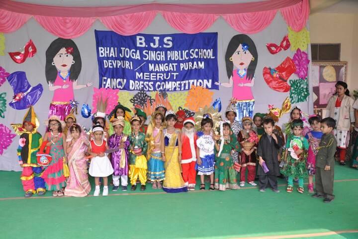 Bhai Joga Singh Public School-Fancy Dress