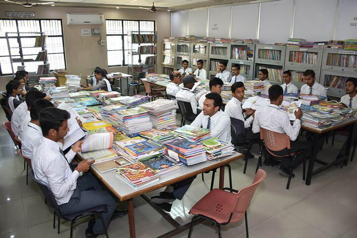 Bhai Joga Singh Public School-Library