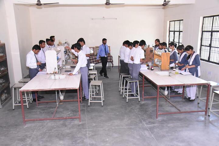 Bhai Joga Singh Public School-Science Lab