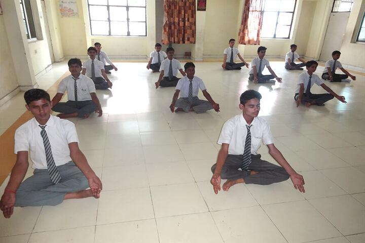 Bhai Joga Singh Public School-Yoga