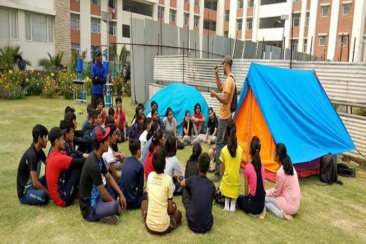 Bharat Ram Global School-Adventure Camp