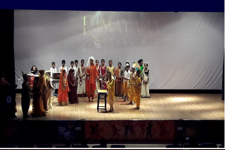 Bharat Ram Global School-Diwali Celebrations