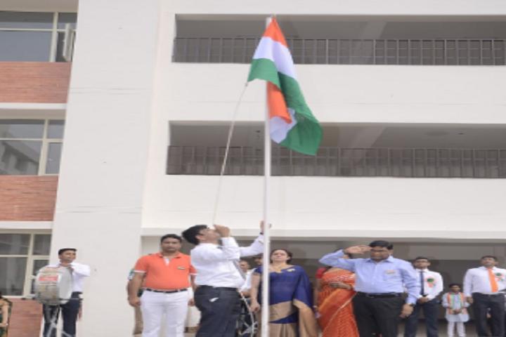 Bharat Ram Global School-Independence Day Celebrations