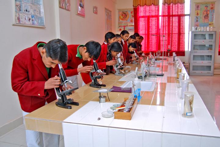 Bhartiya Bal Vidya Mandir School-Biology Lab