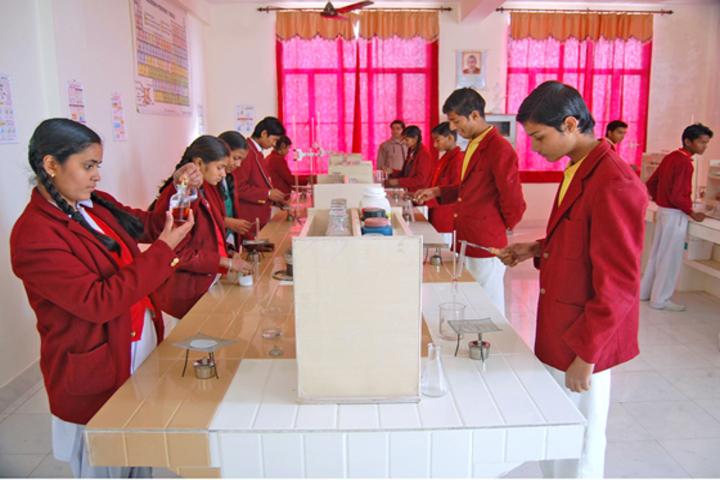 Bhartiya Bal Vidya Mandir School-Chemistry Lab