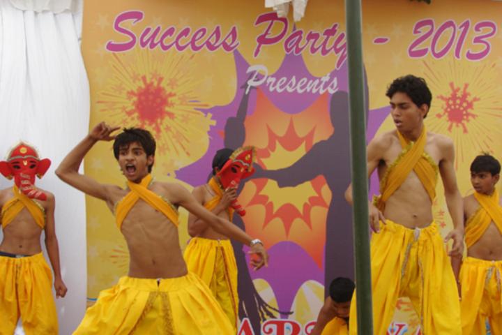 Bhartiya Bal Vidya Mandir School-Cultural Event