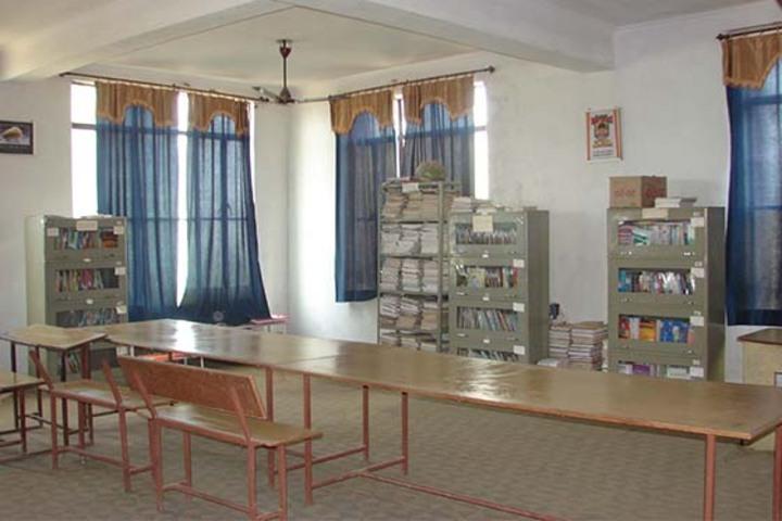 Bhartiya Bal Vidya Mandir School-Library