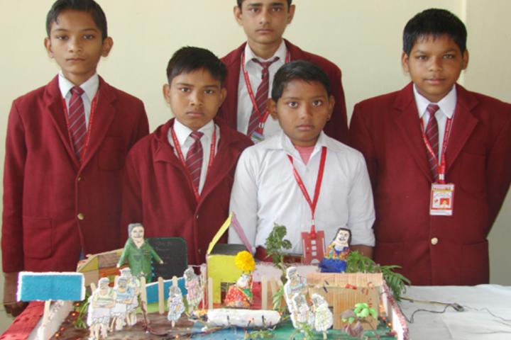 Bhartiya Bal Vidya Mandir School-School Exhibition