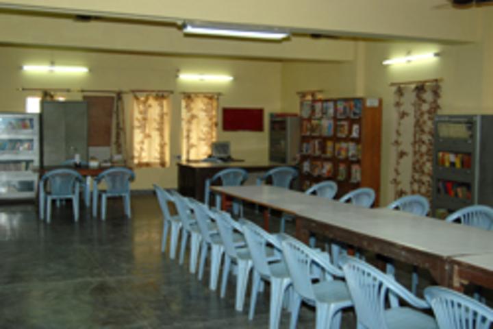 Bhartiya Vidya Bhavan Vidyalaya-Library