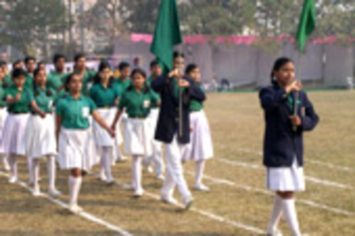Bhartiya Vidya Bhavan Vidyalaya-Investiture Ceremoney