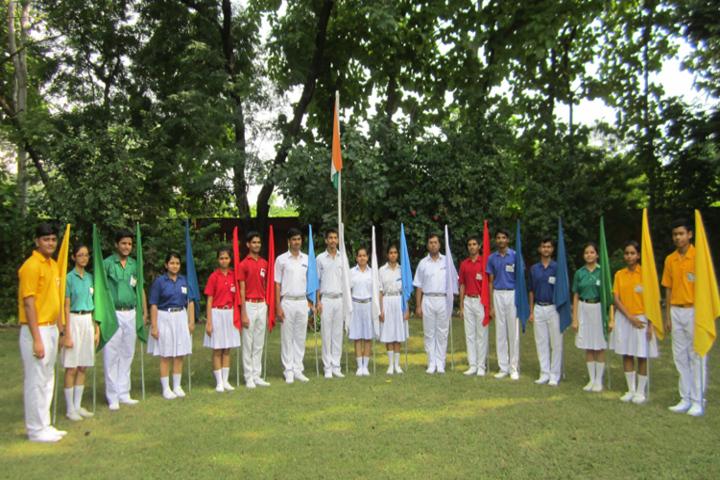 Bhartiya Vidya Bhavan Vidyalaya-Independence Day Celebrations