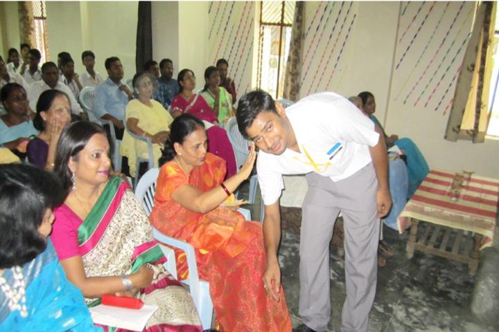 Bhartiya Vidya Bhavan Vidyalaya-Teachers Day Celebrations