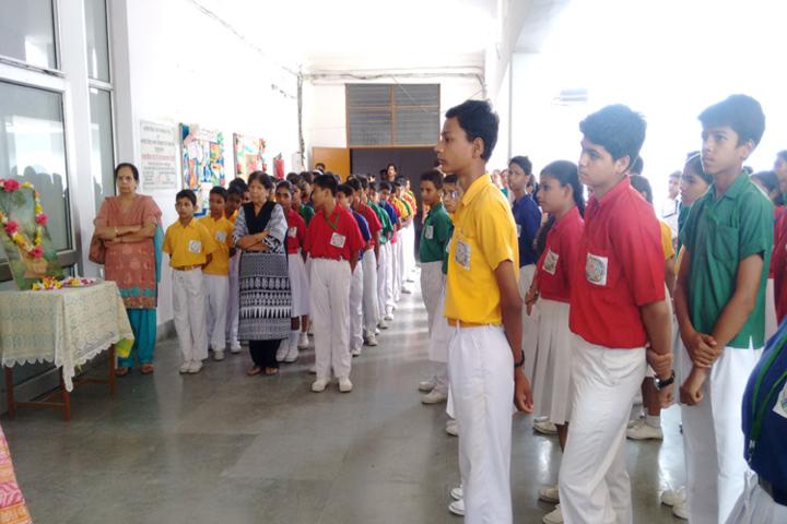 Bhartiya Vidya Bhavan Vidyalaya-Tulasi dhas jayanthi Celebrations