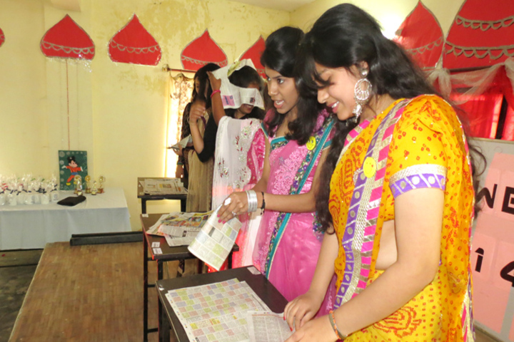 Bhartiya Vidya Bhavan Vidyalaya-Farewell Celebrations