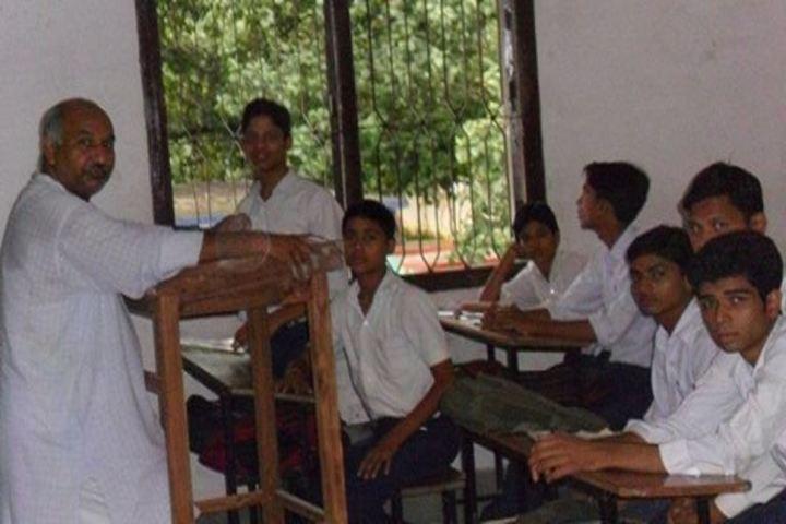 Saraswati Shishu Mandir-Class Room