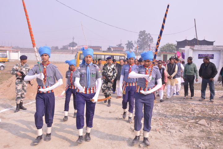 Saraswati Shishu Mandir-Sports Meet