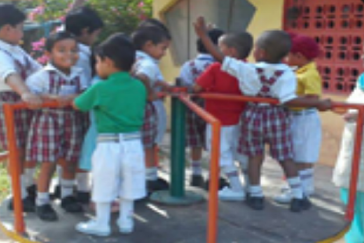 Bhartiya Vidyapeeth Senior Secondary School-Kids Parks