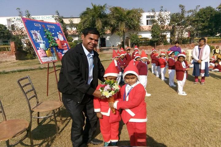 Bhartiyam School-Christmas Celebrations