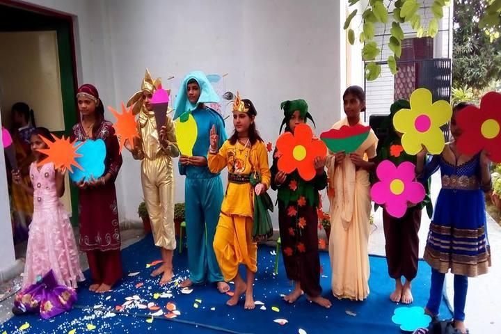 Bhartiyam School-Fancy Dress