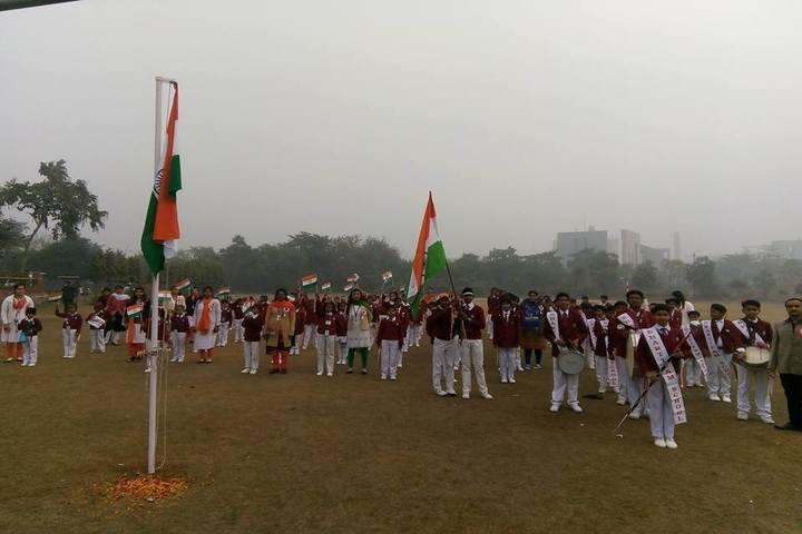 Bhartiyam School-Independence Day