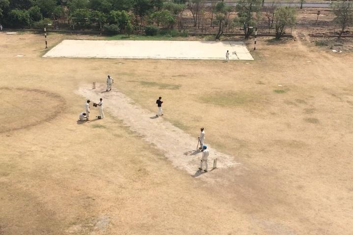 Bhartiyam School-Playground