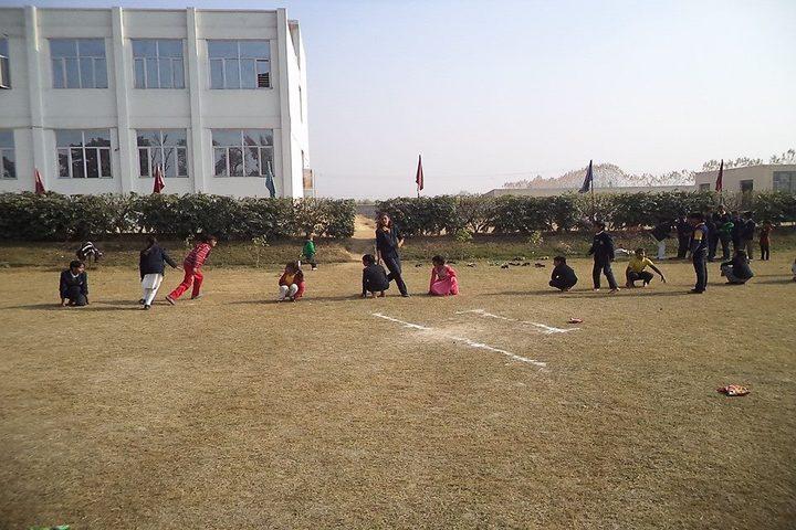 Bhashkar International School-Campus Ground View