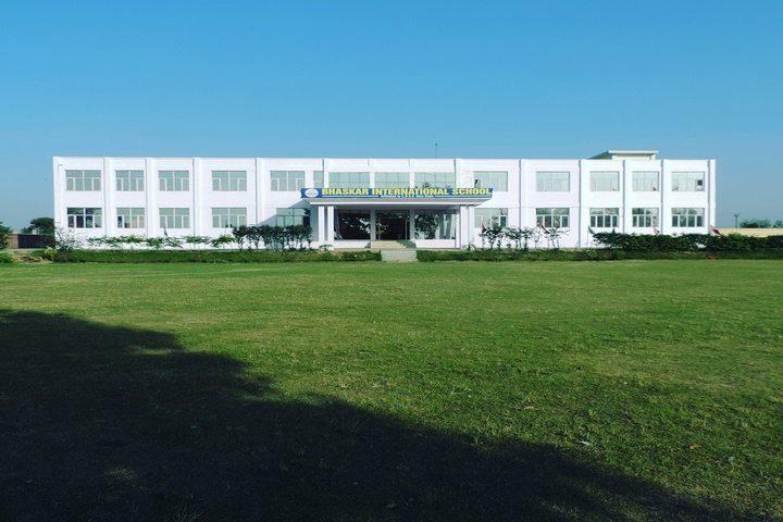 Bhashkar International School-Campus View