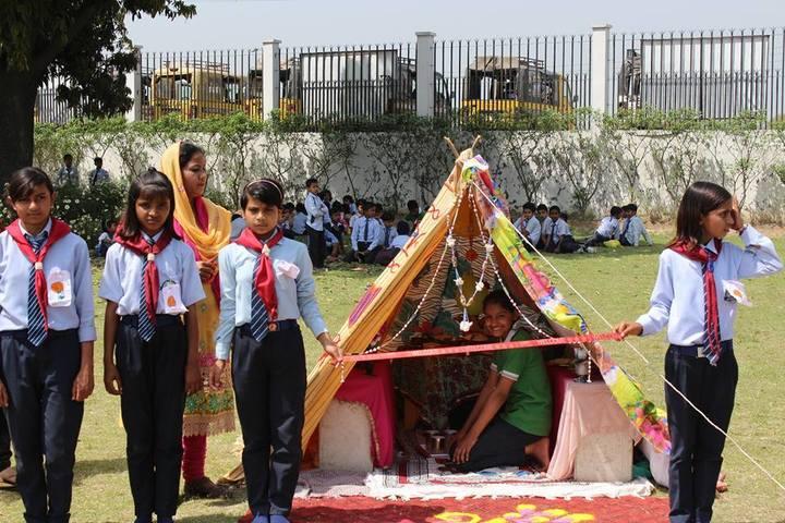 Bhashkar International School-Scouts and Guides