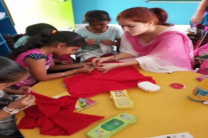 Bhasins International School-Activities