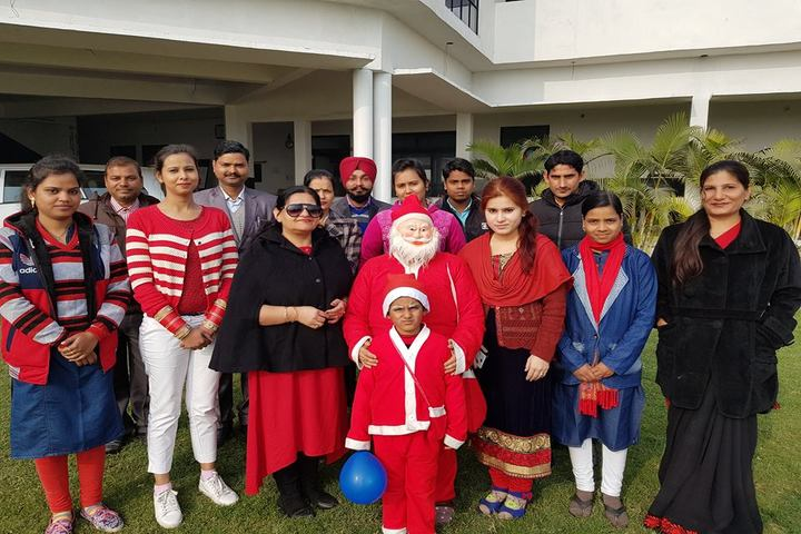 Bhasins International School-Christmas Celebration