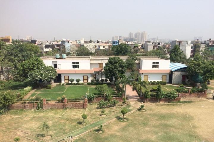 Bhasins International School-School Campus
