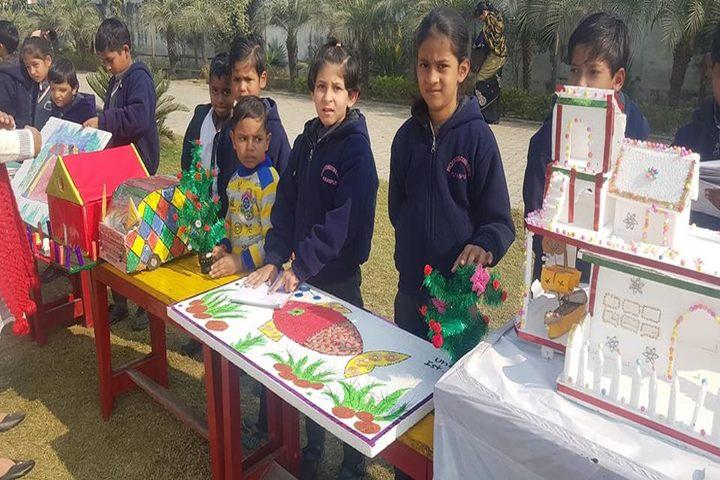 Bhasins International School-Science Exhibition