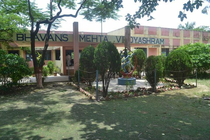 Bhavans Mehta Vidyashram-School Campus