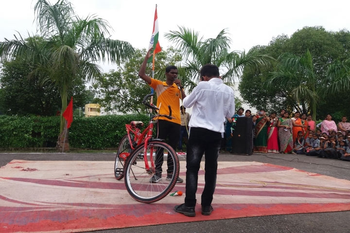 Bhonwal Convent Senior Secondary School-Independence Day Celebrations