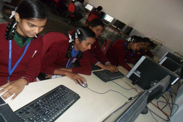 Bhonwal Convent Senior Secondary School-Computer lab