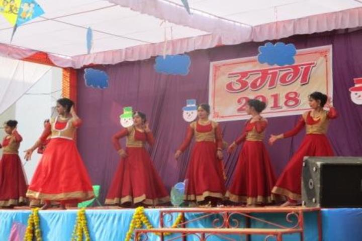 Bhonwal Convent Senior Secondary School-Dance Performance