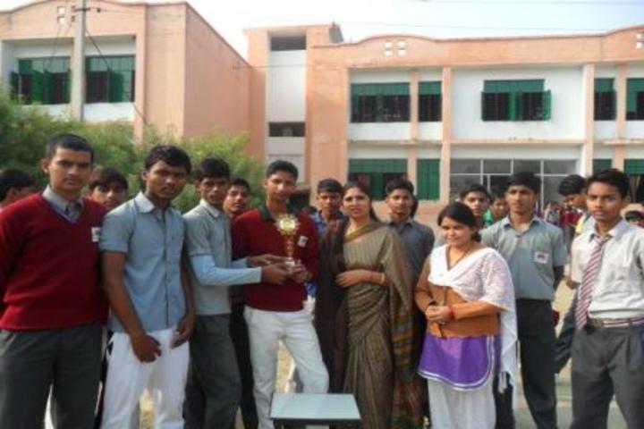 Bhonwal Convent Senior Secondary School-Prize Distribution