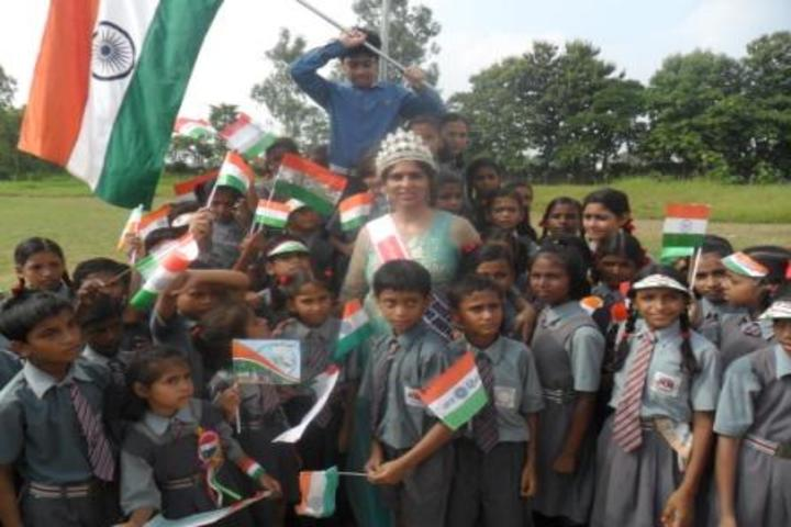 Bhonwal Convent Senior Secondary School-Repiblic Day
