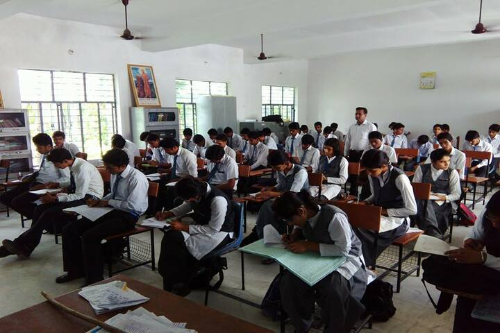 Bijnor Public School-Classroom