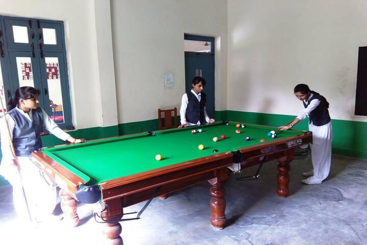 Bijnor Public School-Indoor Games