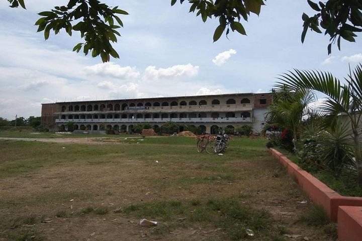 Saraswati Vidya Mandir-Campus-View full
