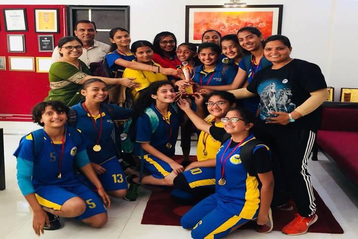 Billabong High International School-Champions