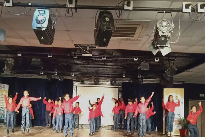 Billabong High International School-Dance Performance