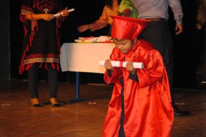 Billabong High International School-Graduation Day