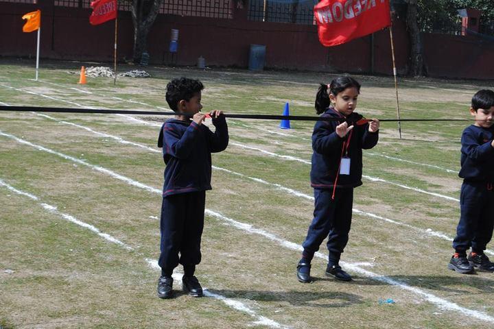 Billabong High International School-Sports Day Celebrations