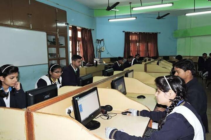 Bishop Conrad Senior Secondary School-Computer Lab